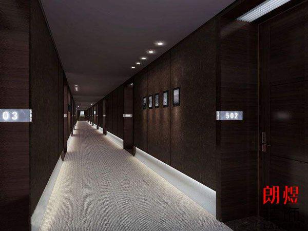 酒店走廊装修设计