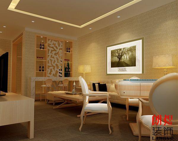 快捷酒店装修设计房间装饰
