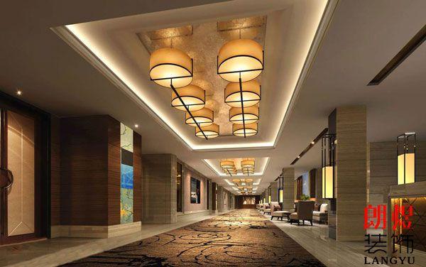 星级酒店装修多少钱一平米