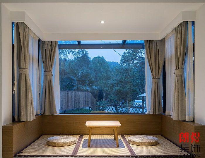 民宿设计方案客房榻榻米