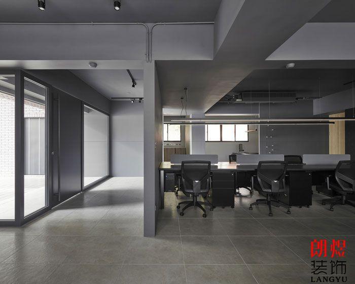 办公室设计效果图大厅