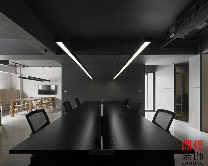 办公室设计效果图会议区