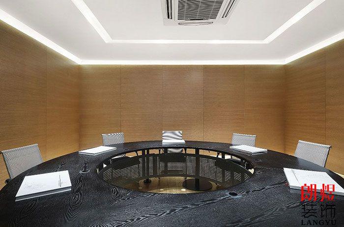 现代办公空间会议室