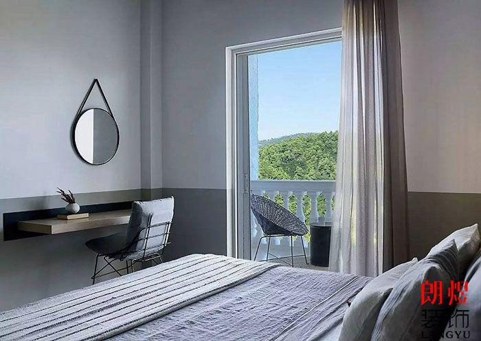 地中海风格酒店房间