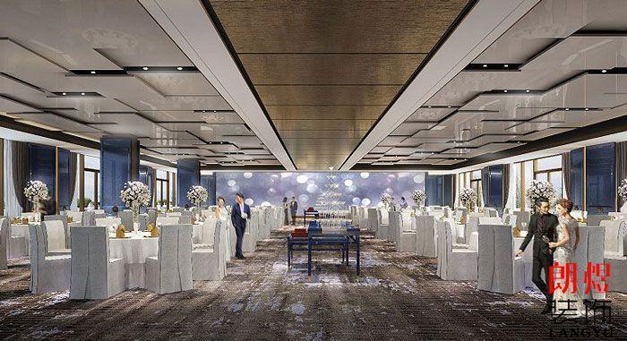 星级酒店装修设计-宴会厅