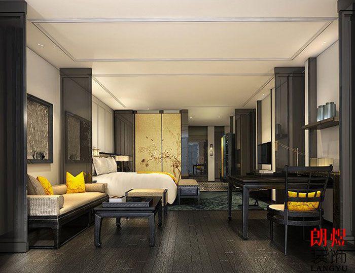 星级酒店装修设计-房间