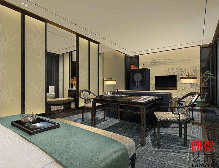 星级酒店装修设计-客房装饰