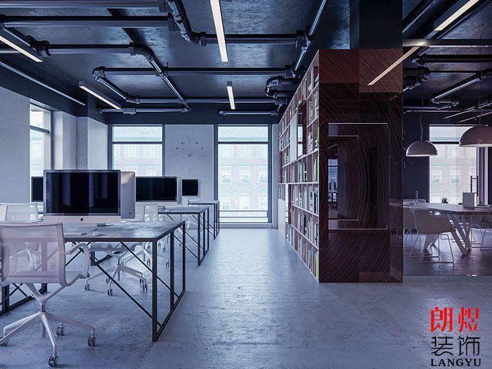 简约办公空间设计