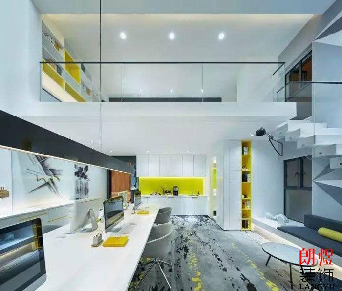 现代创意办公空间设计