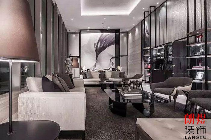 酒店式公寓室内设计效果图