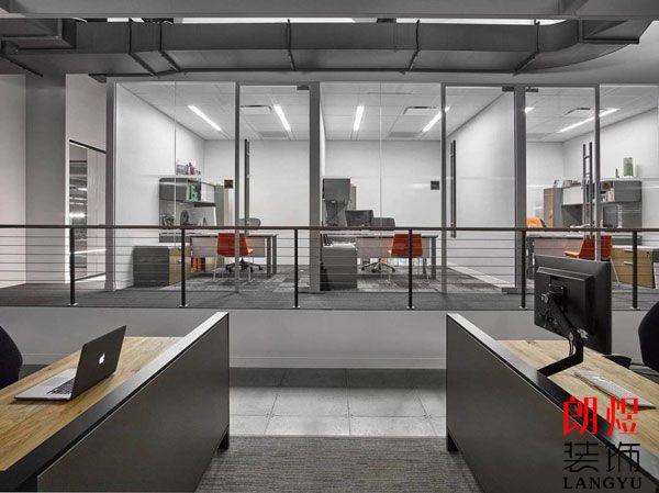 成都办公室装修怎么设计隔断