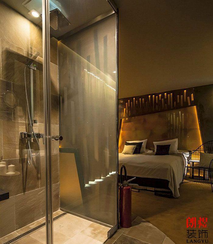 旅馆室内设计