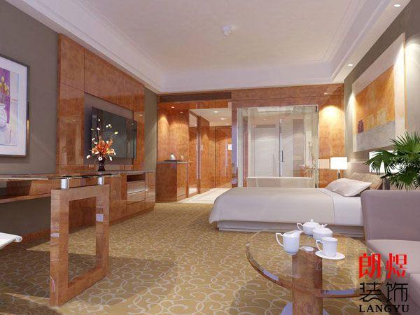 酒店装修多少钱一间房