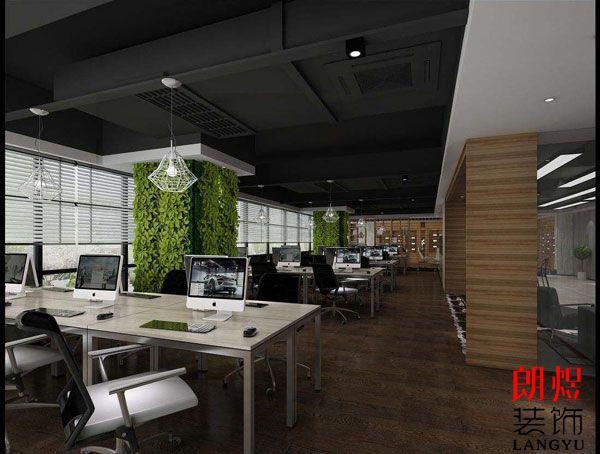 成都办公室装修最新设计发展趋势