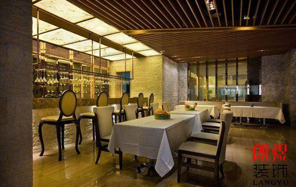 酒店餐厅装饰设计