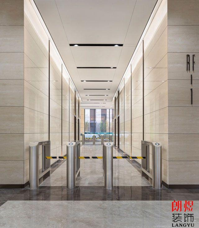 商务办公楼装修设计效果图
