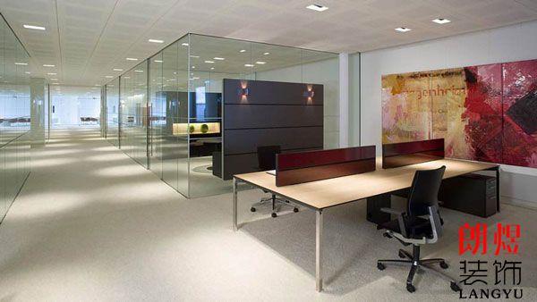外企办公室要怎样装修设计呢?