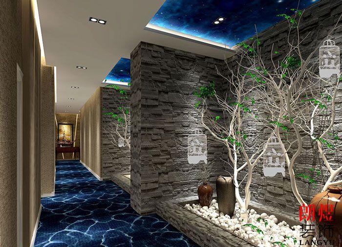 主题酒店装修软装设计方案
