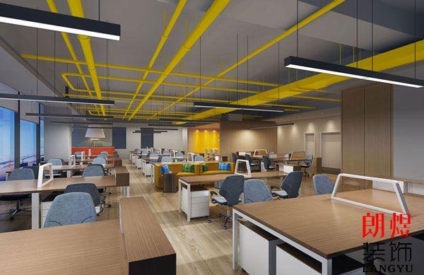 外企办公室装修设计有哪些要点?