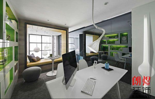 复式办公室怎么装修好,怎么规划设计?