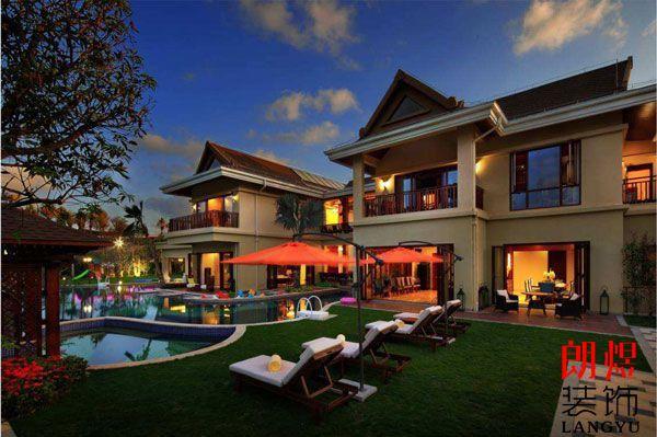度假酒店装修设计5个方向,提升酒店知名度