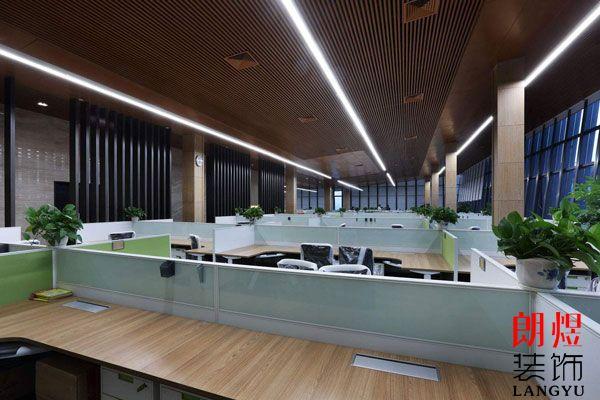 办公室装修如何正确选取材料?