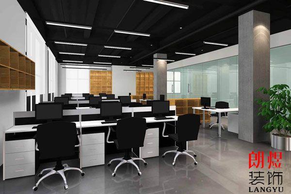 成都办公室装修设计