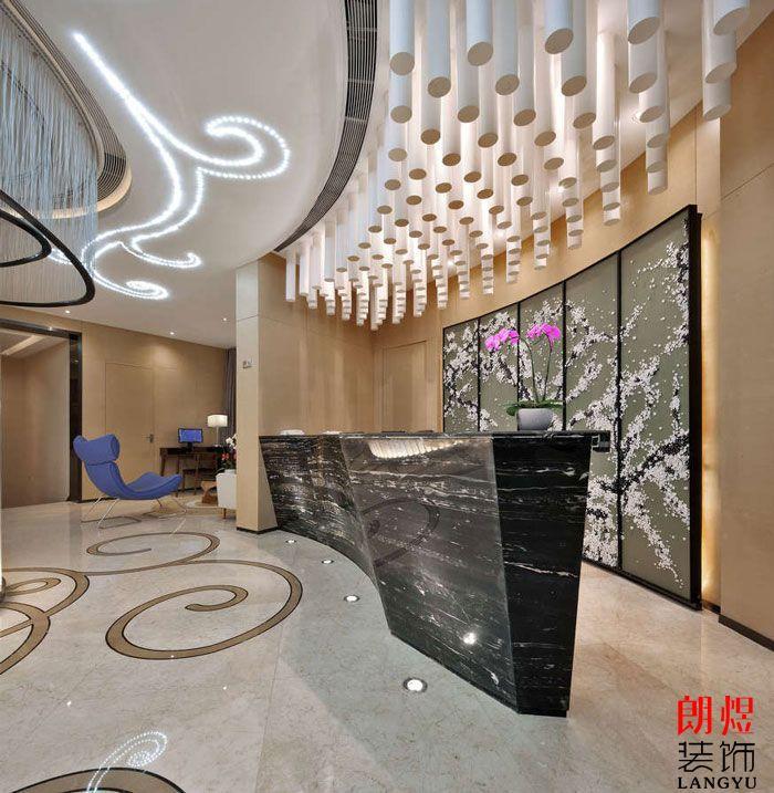 商务旅行服务公寓式酒店设计