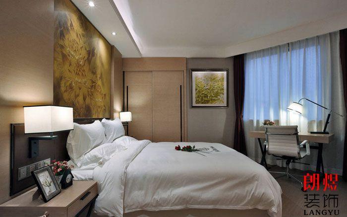 成都酒店设计卧室