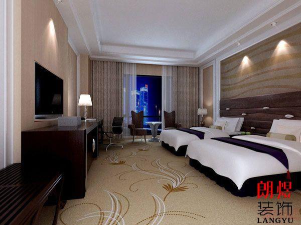 成都酒店装修设计室内功能区如何吸引消费者?
