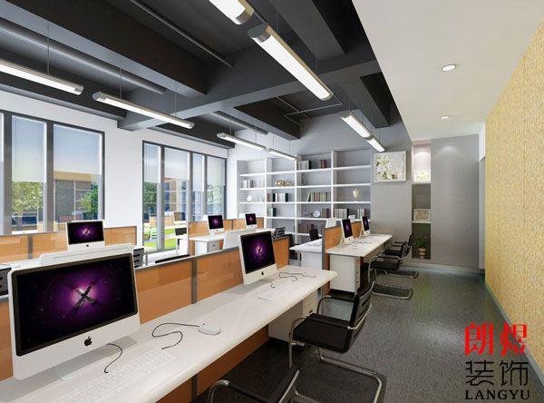 成都办公室装修设计如何选择合适的色彩?