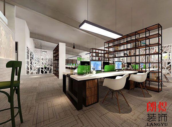 成都装修公司办公室装修设计简约风格