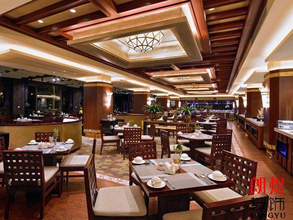 成都酒店装修设计之餐厅灯光设计要素