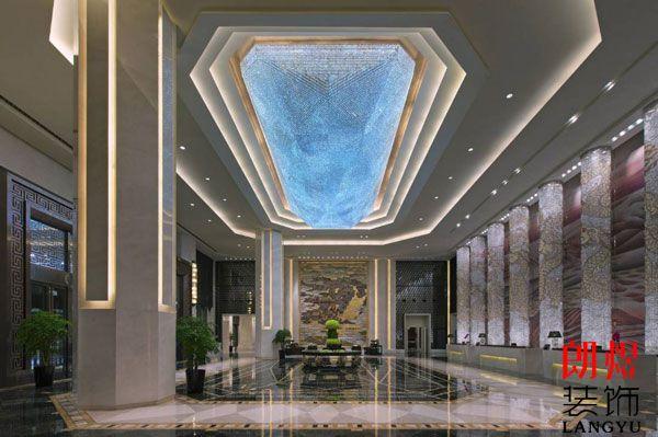 成都酒店装修大堂设计方案,如何吸引更多消费者