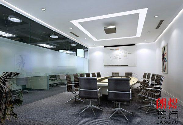 成都办公室装饰装修公司功能区域如何划分?