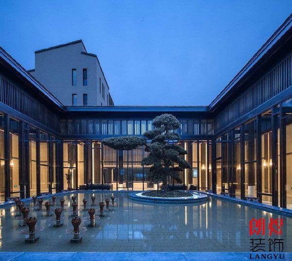 中式酒店装修设计风格