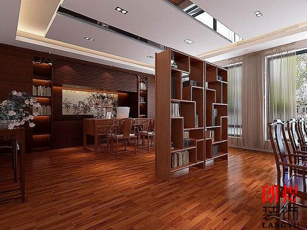 成都中式办公室装修设计有哪些不错的技巧呢?