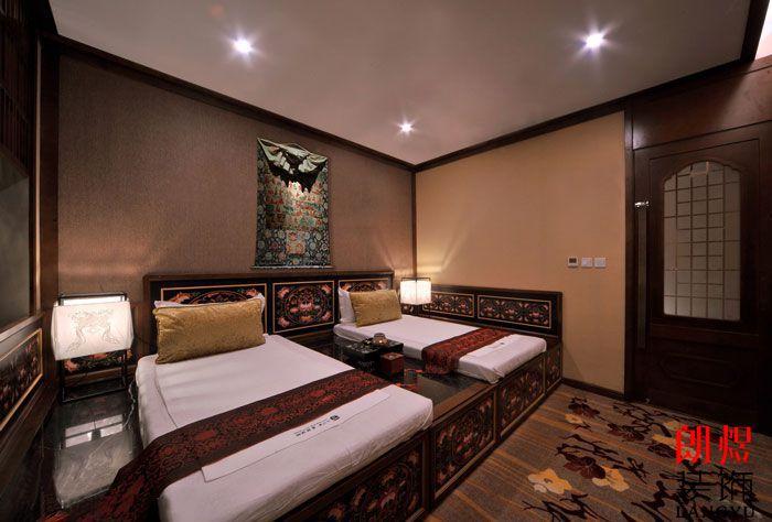 藏族元素酒店设计