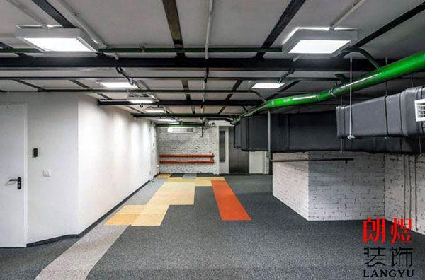 成都办公室装修中软装与硬装的区别是什么?