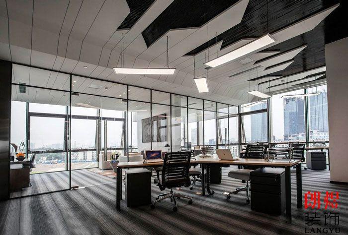成都现代办公室装修