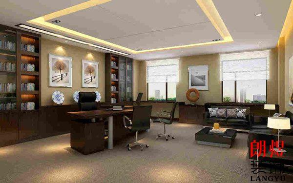 成都办公室装修设计容易犯的风水常识