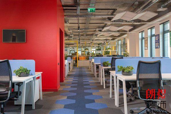 办公室装饰设计中对色彩有哪些搭配要求