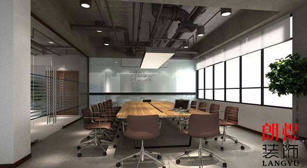 办公室会议室装饰设计