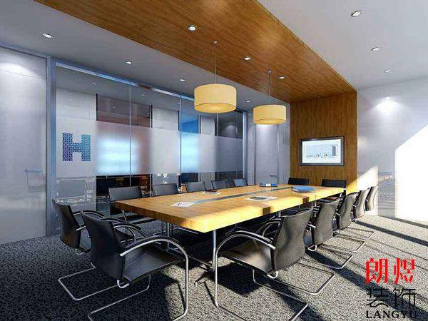 成都办公室装修中会议室设计的注意事项