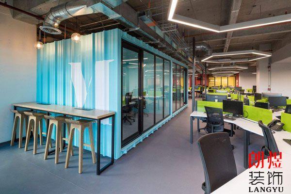 现代办公室装修设计有哪些基本要求?