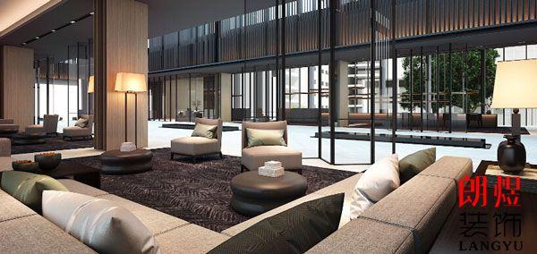 酒店大堂设计中会涉及到哪些地方?