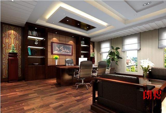 办公室地板装饰