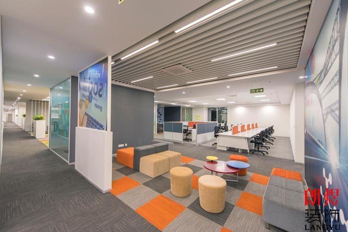 服装办公室设计公共空间