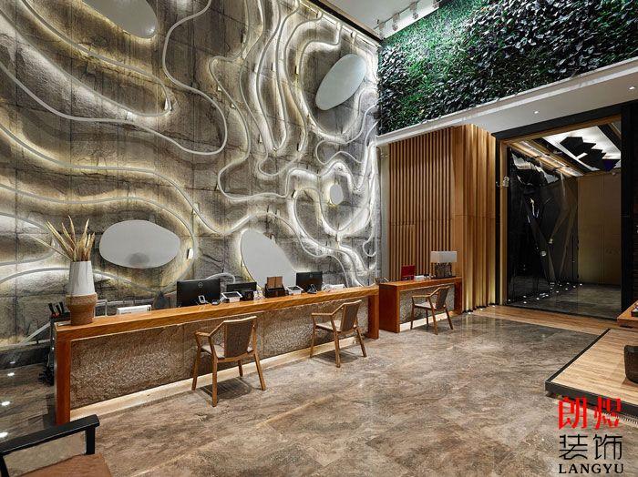 酒店室内装饰设计效果图