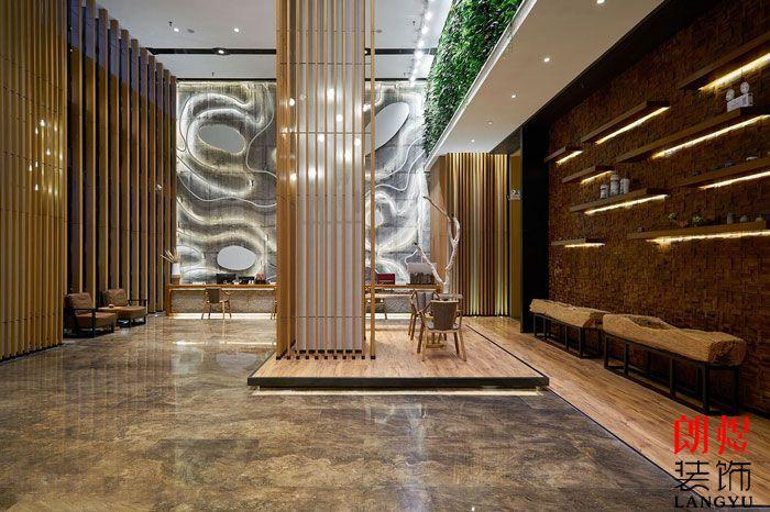 酒店室内大厅设计